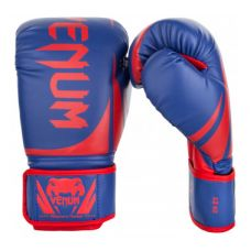 Боксерские перчатки VENUM CHALLENGER 2.0 BOXING GLOVES - BLUE/RED