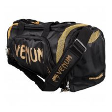 Сумка  VENUM TRAINER LITE SPORT BAG - BLACK/GOLD