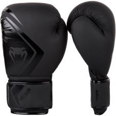 Боксерские перчатки VENUM BOXING GLOVES CONTENDER 2.0 - BLACK/BLACK