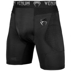 Шорты VENUM G-FIT COMPRESSION SHORTS - BLACK