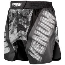 Шорты VENUM TACTICAL FIGHTSHORTS BLACK/WHITE