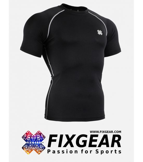 Рашгард FIXGEAR CPS-BS Skin-tight Compression Base Layer Shirt