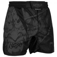 Шорты VENUM DEVIL FIGHTSHORTS - BLACK/BLACK