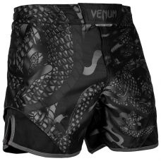 Шорты VENUM DRAGON'S FLIGHT FIGHTSHORTS - BLACK/BLACK