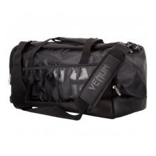 Сумка  VENUM SPARRING SPORT BAG - BLACK/BLACK