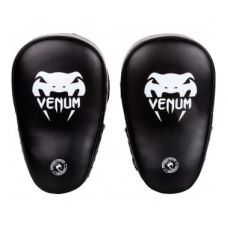 Лапы боксерские  VENUM ELITE BIG FOCUS MITTS-BLACK (001)