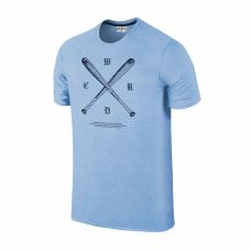 Футболка Wicked One BRAWL TEE BLUE