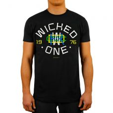 Футболка Wicked One COLORS TEE BLACK