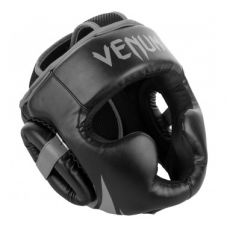 Боксерский шлем  VENUM CHALLENGER 2.0 HEADGEAR - BLACK/GREY