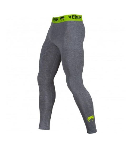 Брюки компрессионные VENUM CONTENDER 2.0 COMPRESSION SPATS - HEATHER GREY