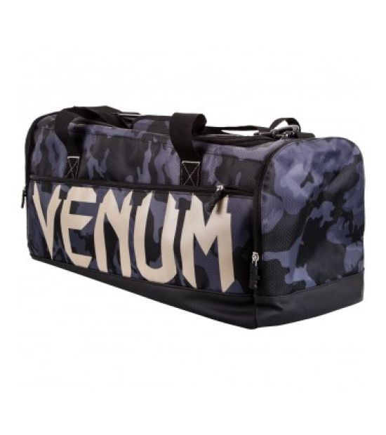Сумка VENUM SPARRING SPORT BAG - DARK CAMO