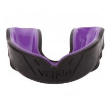 Капа  VENUM CHALLENGER MOUTHGUARD-BLACK/PURPLE (107)