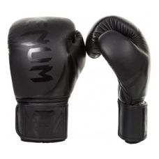 Боксерские перчатки VENUM CHALLENGER 2.0 BOXING GLOVES - BLACK/BLACK