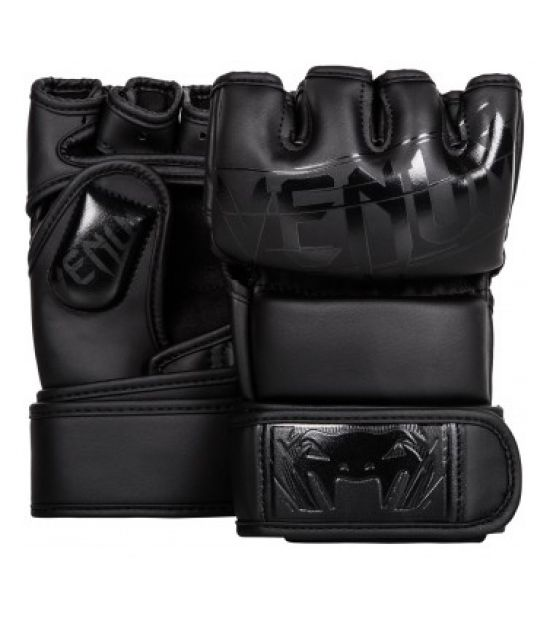 Перчатки для ММА VENUM UNDISPUTED 2.0 MMA GLOVES - MATTE/BLACK