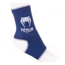 "Голеностопы VENUM ""KONTACT"" ANKLE SUPPORT GUARD - MUAY THAI / KICK BOXING - BLUE"