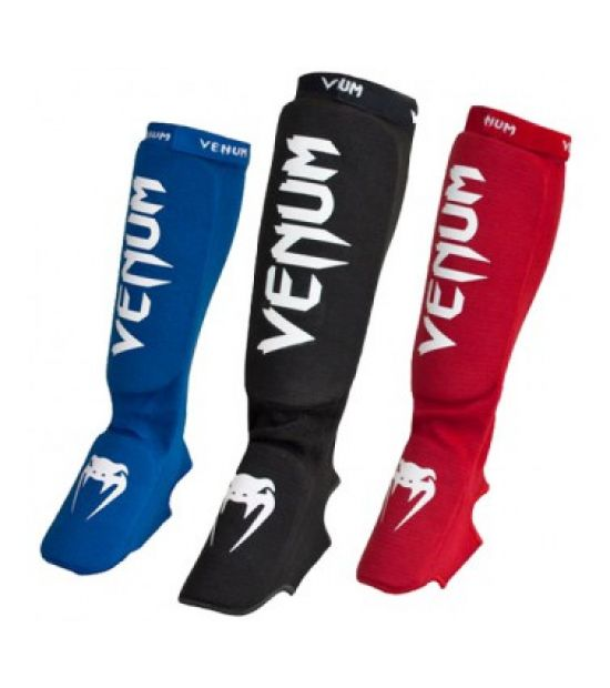 "Накладки на ноги  VENUM ""KONTACT"" SHINGUARDS AND INSTEPS - COTTON"
