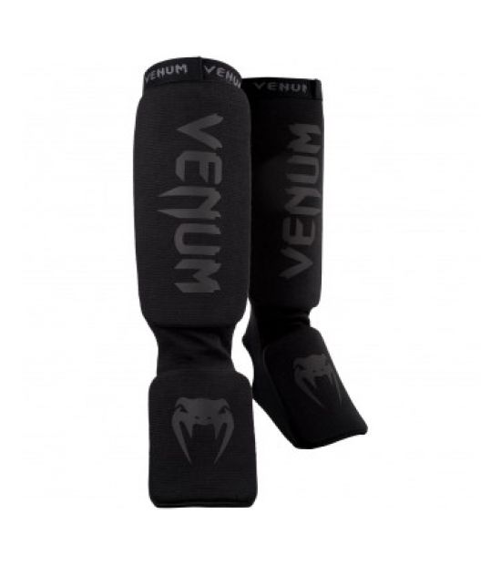 Накладки на ноги VENUM KONTACT SHINGUARDS-BLACK/BLACK