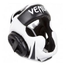 Боксерский шлем VENUM CHALLENGER 2.0 HEADGEAR - BLACK/ICE