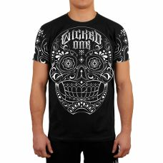 Футболка Wicked One Skull Black