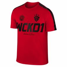 Футболка Wicked One Black-Out Red/Black