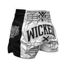 Шорты WIcked One Muay-Thai Japan White
