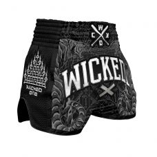 Шорты WIcked One Muay-Thai Tiger Black