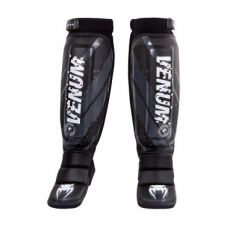 Защита голени  VENUM PIXEL MMA SHINGUARDS - BLACK/GREY