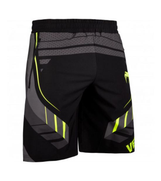 Шорты VENUM TECHNICAL 2.0 FITNESS SHORTS - BLACK/YELLOW