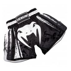 Шорты VENUM BANGKOK SPIRIT MUAY THAI SHORT - BLACK
