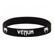 Браслет  VENUM RUBBER BAND - BLACK/WHITE