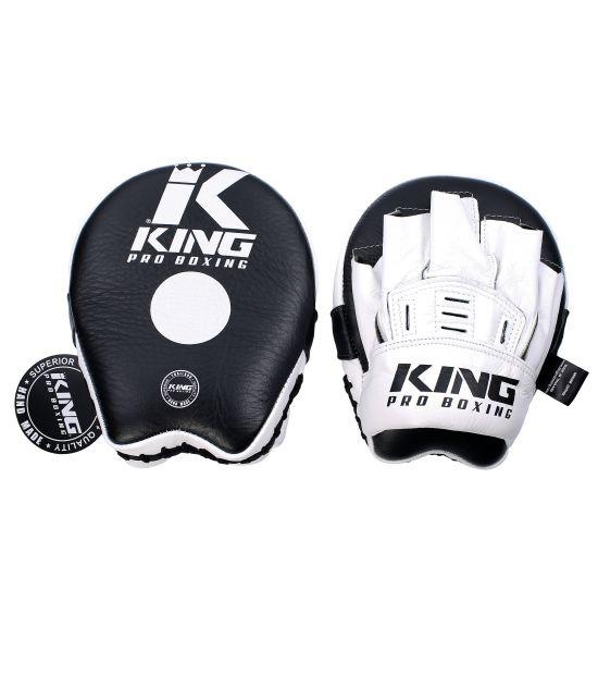 Боксерские фокус-лапы King Pro Boxing KPB/FM