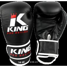 Боксерские перчатки King BGK-3 black