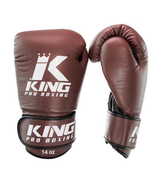 Боксерские перчатки King Pro Boxing KPB/BG 4