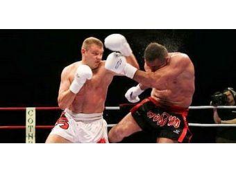 Главные достижения беларусских бойцов в К-1...