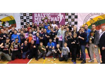 Сборная Беларуси по Муай Тай успешно выступила на открытом чемпионате ...