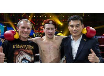 Денис Зуев -  о победе над Джабаром Аскеровым. ...