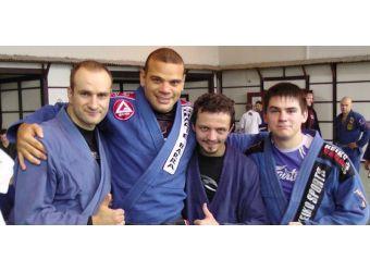 Владимир Ермалкович: «Если в джиу-джитсу соперник поймал вас на треуго...