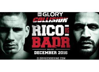 Бой Rico Verhoeven против Badr Hari - поединок года...