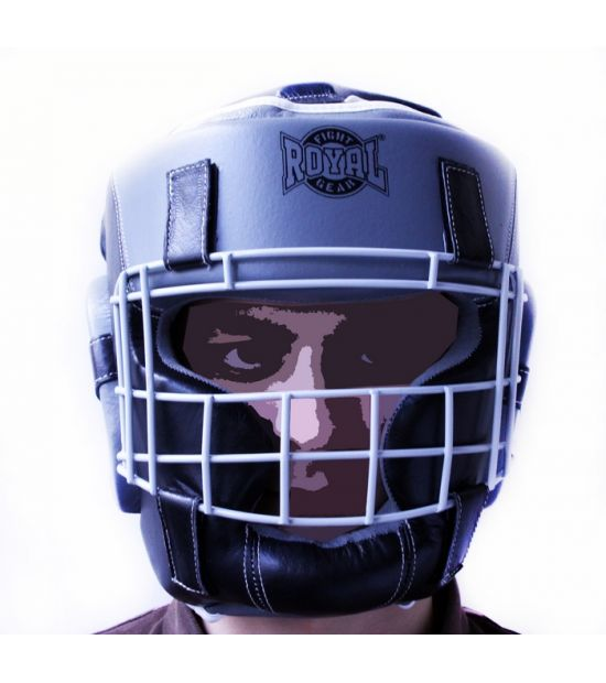 Боксерский шлем ROYAL HGR-tws-IG-L