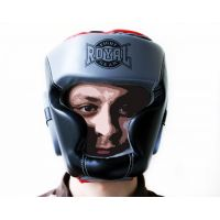 Боксерский шлем ROYAL HGR-tws-S