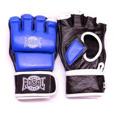 Перчатки для ММА ROYAL MGR-Champion-blue