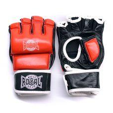 Перчатки для ММА ROYAL MGR-Champion-red
