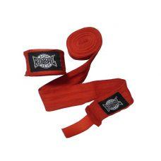 Бинты боксерские ROYAL HWR-3m red