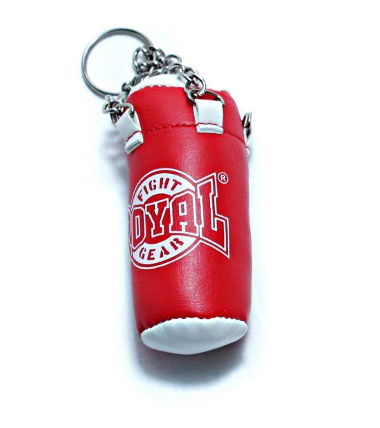 Брелок ROYAL KC-bag-red
