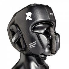 Боксерский шлем мексиканского стиля Ultimatum Reload Black HG 3.0