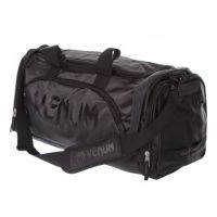 Сумка VENUM TRAINER LITE SPORT BAG - BLACK/BLACK