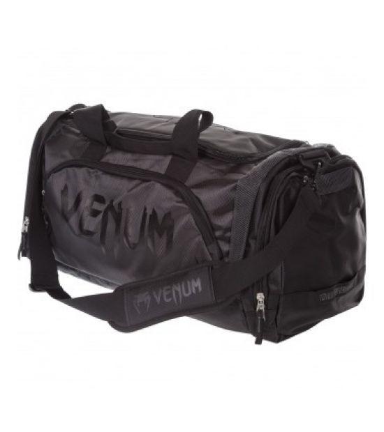 Сумка VENUM TRAINER LITE SPORT BAG - BLACK/BLACK