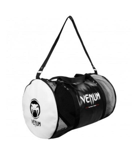 Сумка  VENUM THAI CAMP SPORT BAG - BLACK/ICE