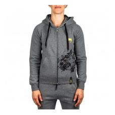 Худи  VENUM FLORAL HOODY - HEATHER GREY - FOR WOMEN