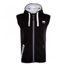 Худи VENUM CONTENDER 2.0 SLEEVELESS HOODY - BLACK/WHITE